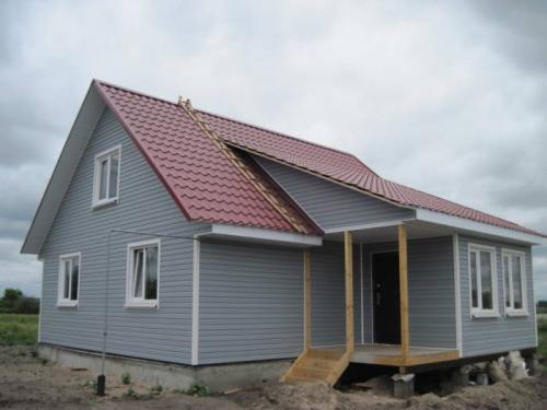 Самый дешевый способ построить дом. Способы экономии